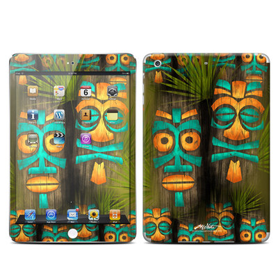Apple iPad Mini Retina Skin - Tiki Abu