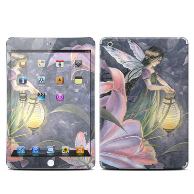 Apple iPad Mini Retina Skin - Twilight Lilies