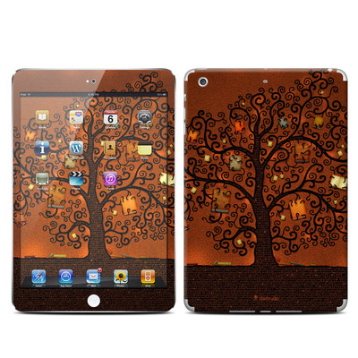 Apple iPad Mini Retina Skin - Tree Of Books