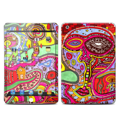 Apple iPad Mini Retina Skin - The Wall