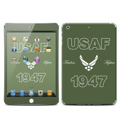 Apple iPad Mini Retina Skin - USAF 1947