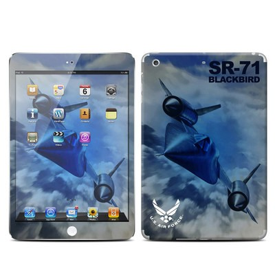 Apple iPad Mini Retina Skin - Blackbird