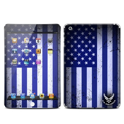 Apple iPad Mini Retina Skin - USAF Flag