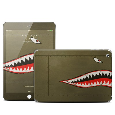 Apple iPad Mini Retina Skin - USAF Shark