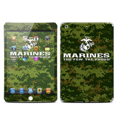 Apple iPad Mini Retina Skin - USMC Camo