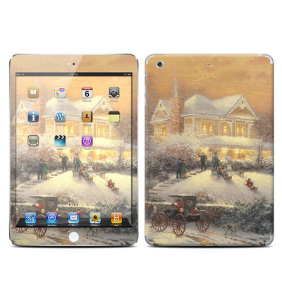 Apple iPad Mini Retina Skin - Victorian Christmas