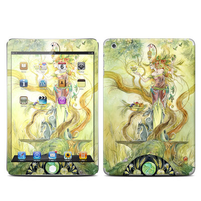 Apple iPad Mini Retina Skin - Virgo