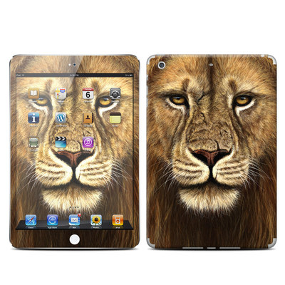 Apple iPad Mini Retina Skin - Warrior