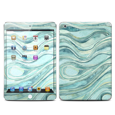 Apple iPad Mini Retina Skin - Waves