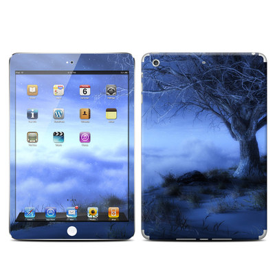 Apple iPad Mini Retina Skin - World's Edge Winter