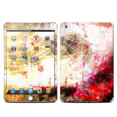 Apple iPad Mini Retina Skin - Woodflower