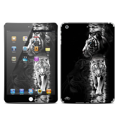 Apple iPad Mini Retina Skin - White Tiger