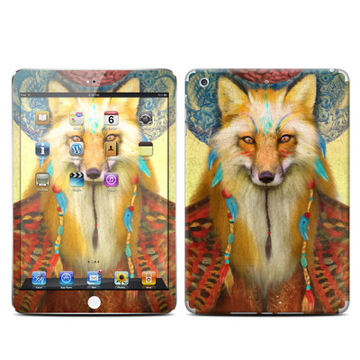 Apple iPad Mini Retina Skin - Wise Fox