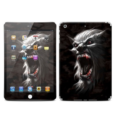 Apple iPad Mini Retina Skin - Wolfman