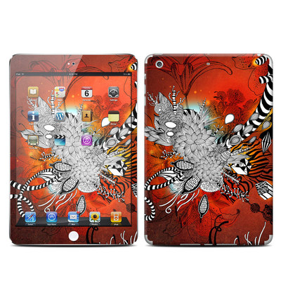 Apple iPad Mini Retina Skin - Wild Lilly