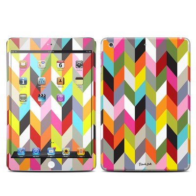 Apple iPad Mini Retina Skin - Ziggy Condensed