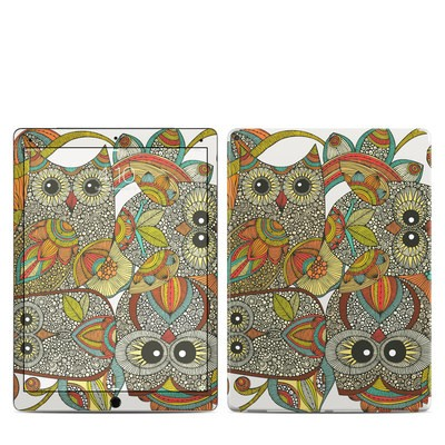 Apple iPad Pro Skin - 4 owls