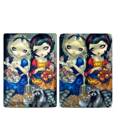 Apple iPad Pro Skin - Alice & Snow White