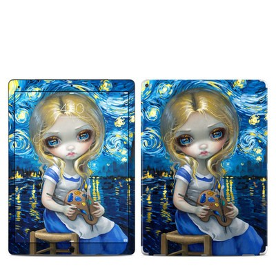 Apple iPad Pro Skin - Alice in a Van Gogh