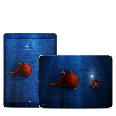 Apple iPad Pro Skin - Angler Fish