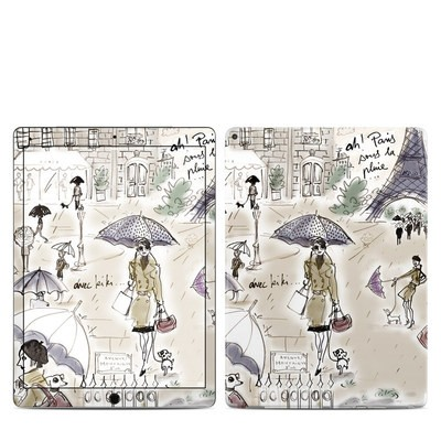 Apple iPad Pro 12.9 (1st Gen) Skin - Ah Paris