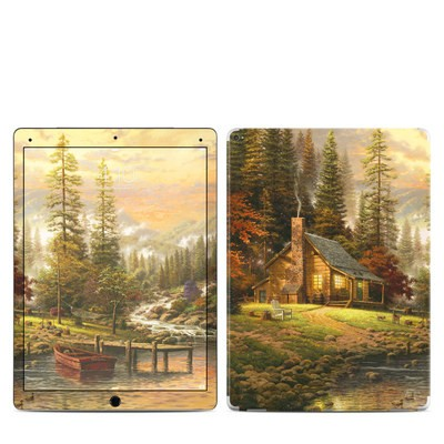 Apple iPad Pro Skin - A Peaceful Retreat