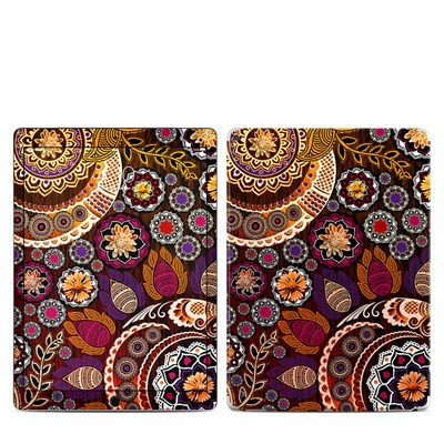 Apple iPad Pro 12.9 (1st Gen) Skin - Autumn Mehndi