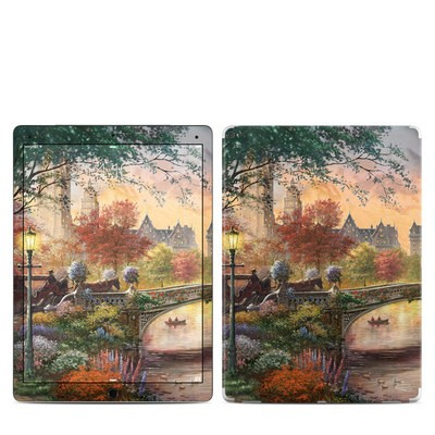 Apple iPad Pro Skin - Autumn in New York