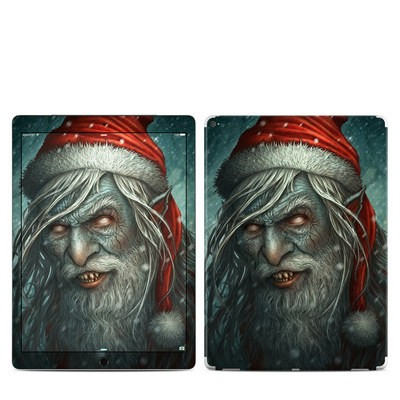 Apple iPad Pro Skin - Bad Santa