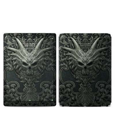 Apple iPad Pro Skin - Black Book