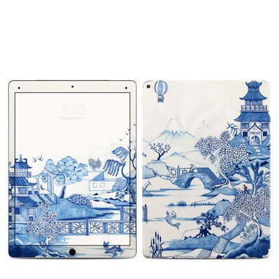 Apple iPad Pro Skin - Blue Willow