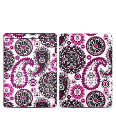 Apple iPad Pro Skin - Boho Girl Paisley