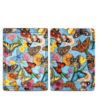 Apple iPad Pro Skin - Butterfly Land