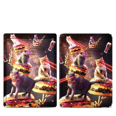 Apple iPad Pro 12.9 (1st Gen) Skin - Burger Cats