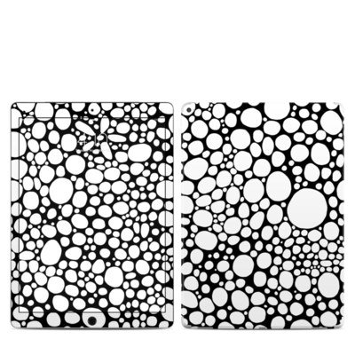 Apple iPad Pro Skin - BW Bubbles