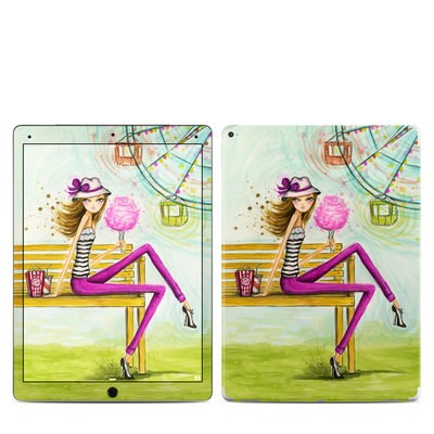 Apple iPad Pro Skin - Carnival Cotton Candy