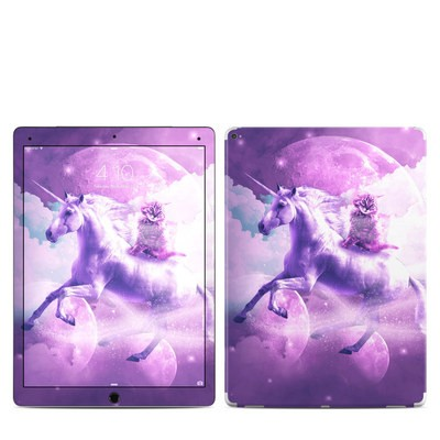 Apple iPad Pro 12.9 (1st Gen) Skin - Cat Unicorn