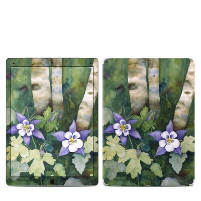 Apple iPad Pro Skin - Colorado Columbines
