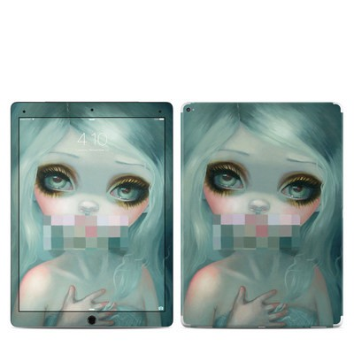 Apple iPad Pro Skin - Censored Smile