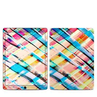 Apple iPad Pro 12.9 (1st Gen) Skin - Check Stripe