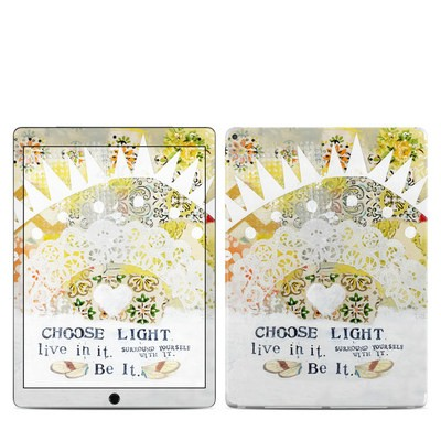 Apple iPad Pro Skin - Choose Light