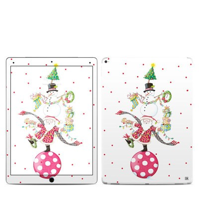 Apple iPad Pro Skin - Christmas Circus
