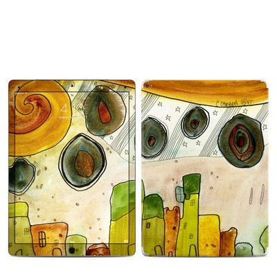 Apple iPad Pro Skin - City Life