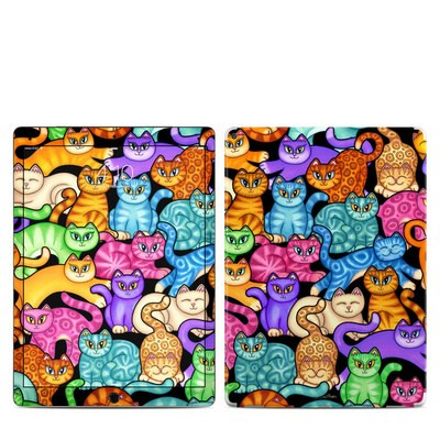 Apple iPad Pro Skin - Colorful Kittens