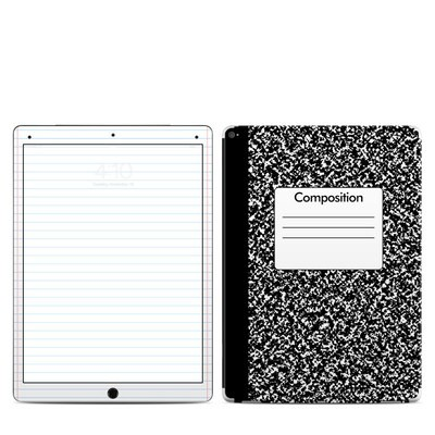 Apple iPad Pro 12.9 (1st Gen) Skin - Composition Notebook