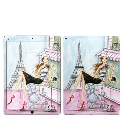 Apple iPad Pro 12.9 (1st Gen) Skin - Cafe Paris