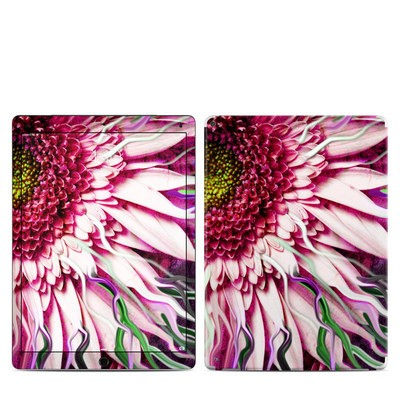 Apple iPad Pro Skin - Crazy Daisy