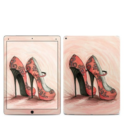 Apple iPad Pro Skin - Coral Shoes