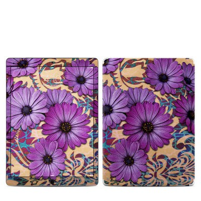Apple iPad Pro Skin - Daisy Damask