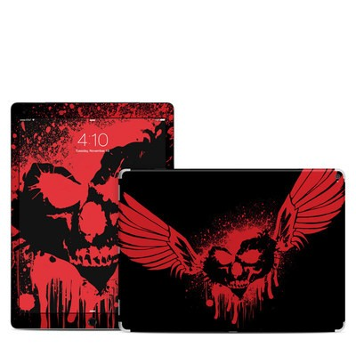 Apple iPad Pro 12.9 Skin - Dark Heart Stains